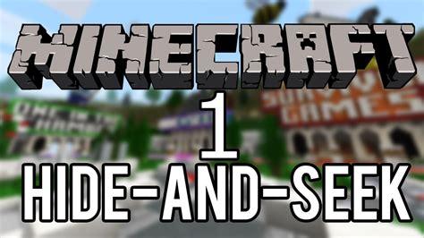 Minecraft Hide And Seek