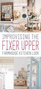 Fixer Upper Deko : the fixer upper farmhouse kitchen look farm house pinterest haus landhaus and k che ~ Frokenaadalensverden.com Haus und Dekorationen