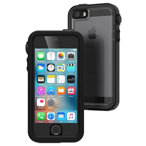 waterproof iphone 5s iphone 5 5s se catalyst waterproof black