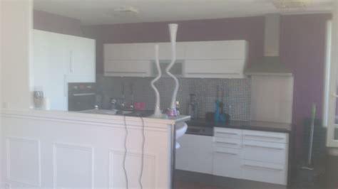 sur la cuisine vue sur la cuisine apré ikououbel