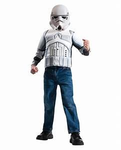 Star Wars Kinder Kostüm : stormtrooper kost m set star wars set f r kinder horror ~ Frokenaadalensverden.com Haus und Dekorationen