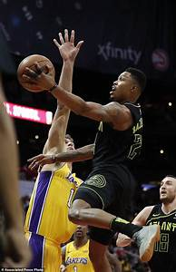 Ingram has 21 points as Lakers show off depth, beat Hawks ...