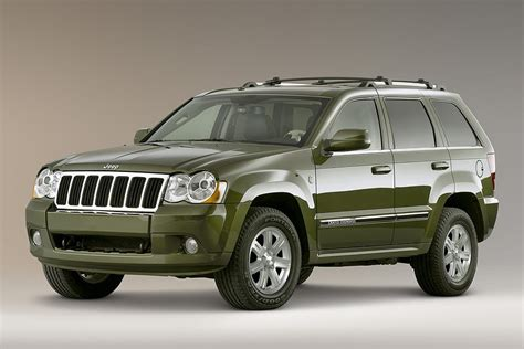cherokee jeep 2008 2008 jeep grand cherokee overview cars com
