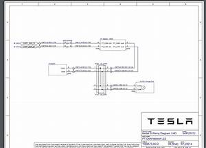 Tesla Model S Workshop Manual Wiring Diagram 2013