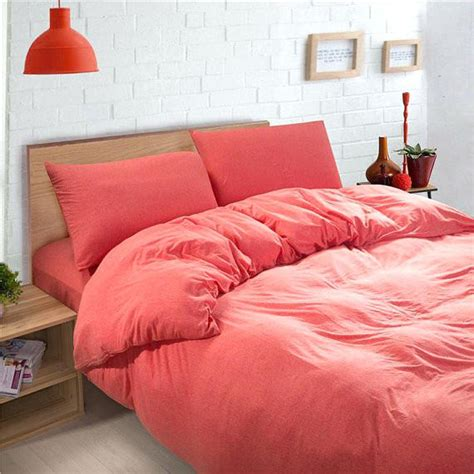 beautiful interior coral color comforter sets