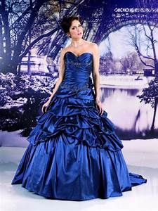 Robe de mariee bleu for Robe de mariée bleu roi