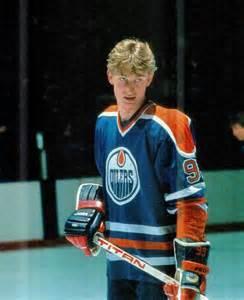 Wayne Gretzky Hockey Stick