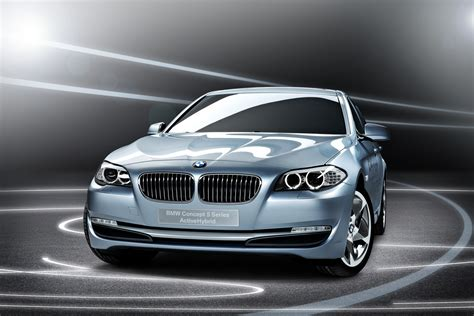 Wallpapers Bmw 5 Series Activehybrid