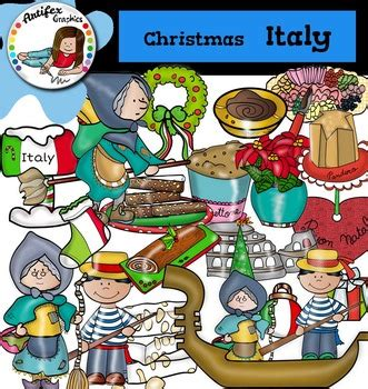 art project for italian christmas tradition around the world italy clip color black white 38 items