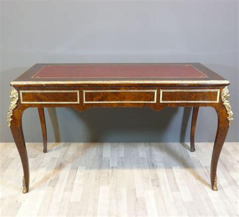 bureau d ude structure bois bureau louis xv fauteuil louis xv meubles de style