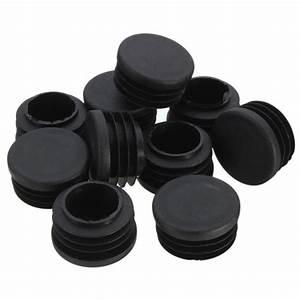 8 Size 10x Plastic Blanking End Caps Cap Insert Plug Bung
