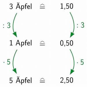 Proportionalität Berechnen : proportionalit t touchdown mathe ~ Themetempest.com Abrechnung