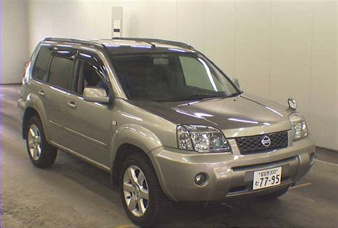 nissan x trail 2005 2005 nissan x trail photos 2 0 gasoline automatic for sale