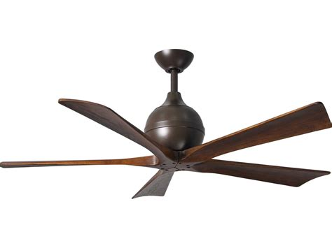 Matthews Fan Company Irene Textured Bronze Walnut Tone