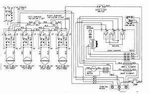 Electric Stove Wiring Diagram Techrush Me For  With Images
