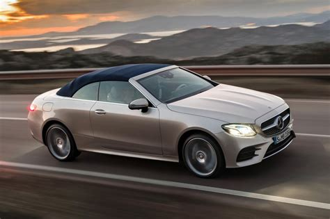Mercedes E Class Hd Picture by New 2017 Mercedes E Class Cabriolet Official Pictures