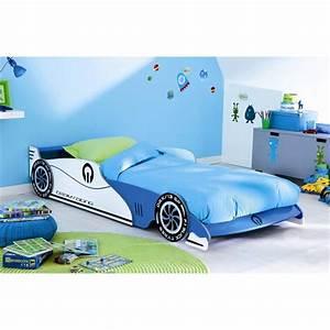 Lit Enfant Voiture : lit bebe voiture ~ Preciouscoupons.com Idées de Décoration