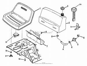 Snapper 280915be Rear Engine Rider Series 15 Parts Diagram