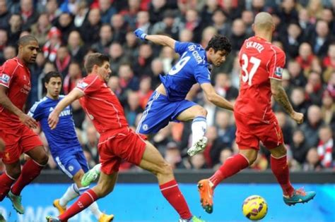 Liverpool As Good As Chelsea in the Capital One Semis