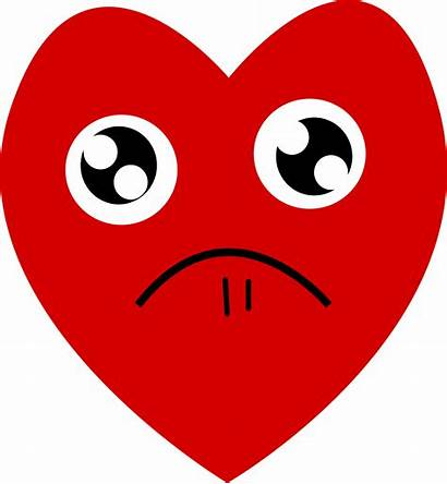 Clipart Heart Eyes Pitiful Emoji Clip Openclipart