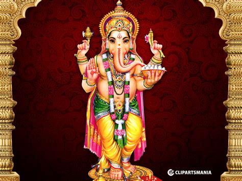 vinayagar god wallpapers pillayar god desktop wallpapers