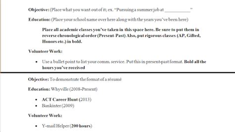 Resume Questions Why Are You Interested In This Position by How To Make A Resume