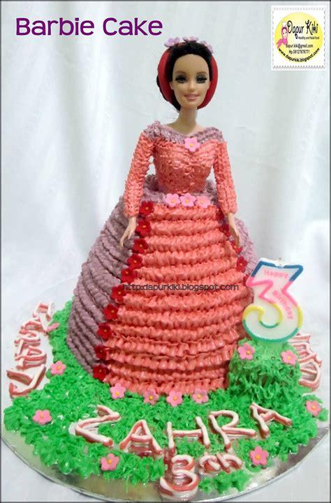 dapur kiki barbie zahra