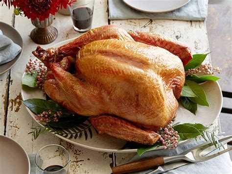 good eats roast turkey recipes cooking channel recipe