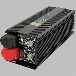 Wechselrichter 1000 Watt : wechselrichter modifiz sinus 2000 watt 12v mit ladeger t ~ Jslefanu.com Haus und Dekorationen