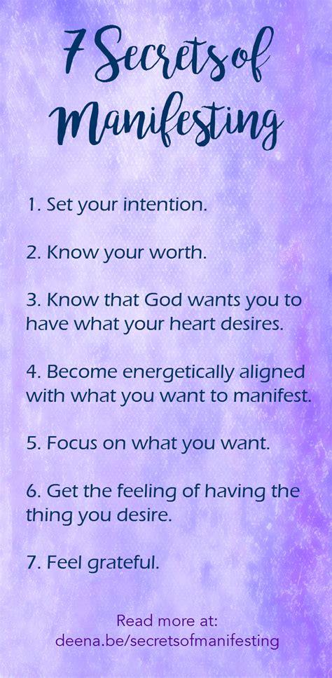 secrets  manifesting soul affirmationen anziehungskraft achtsamkeit meditation
