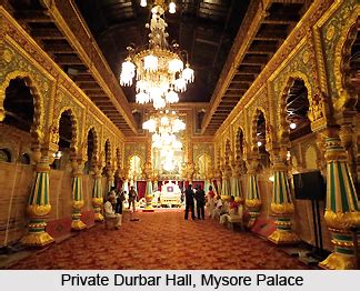 private durbar hall mysore palace