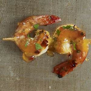 Spicy Shrimp Skewers - Simple Appetizers - Health.com