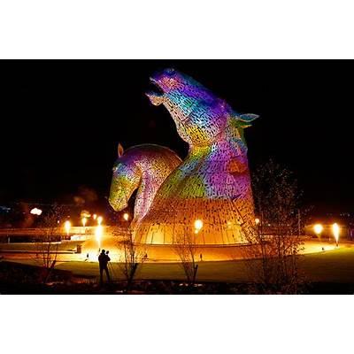 The Kelpies Scotland's Largest Art Installation