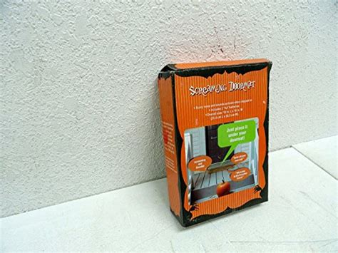 Screaming Doormat by 1 X Pressure Sensitive Screaming Doormat