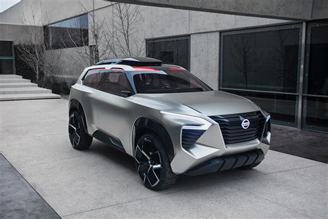 Nissan Unveils Xmotion Concept At 2018 North American