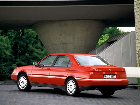 Alfa Romeo 164 Super Wallpapers  Cool Cars Wallpaper
