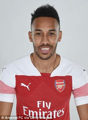 Arsenal unveil new Puma home kit for the 2018-19 season ...