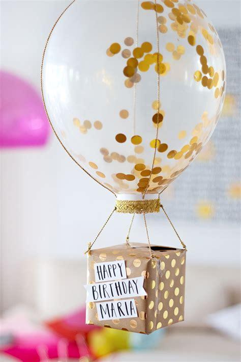 ideen für geburtstagsgeschenke geburtstagsgeschenke selber machen drei diy ideen www