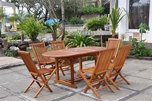 Salon De Jardin En Teck Pas Cher : awesome salon de jardin en teck borneo images awesome interior home satellite ~ Preciouscoupons.com Idées de Décoration
