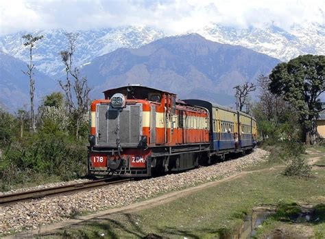 scenic rides most scenic train rides in the world kangra valley railway kvr holiday trip holiday travel