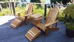 2 Classic Adirondack Chair Set Adirondack Chairs