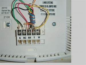 Hunter Thermostat 44155c Wiring Diagram