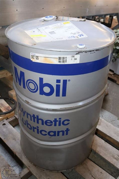 55 gallon 205 liter barrel of synthetic gear and