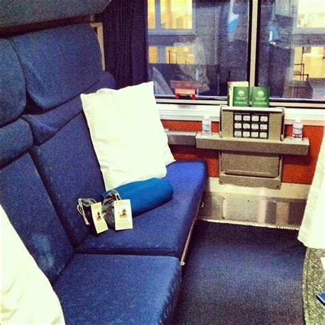 Cabin Sleeper On Amtraknice Way To Travel!  Places I