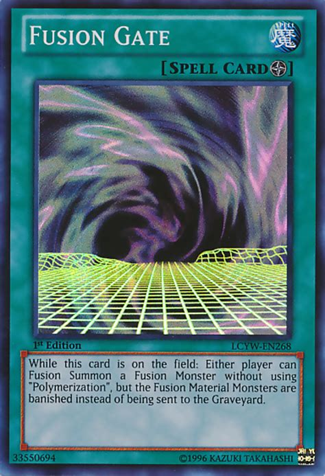 Hamon Deck by Fusion Gate Yu Gi Oh It S Time To Duel