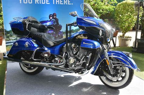 Indian Roadmaster Image by 2018 Indian Roadmaster Elite Launched At Rs 48 Lakh