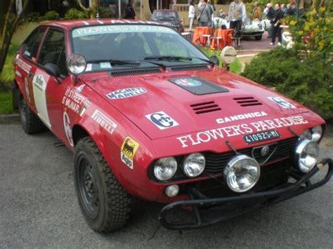 Alfa Romeo Gtv6  1983 Rally Safari  Sandro Munari Alfa