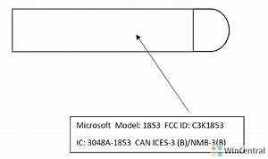 Popular Surface Pro 7 Accessory Is Certified By The Fcc