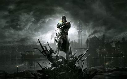 Corvo Android Gaming Games Wallpapers Phone Gamers
