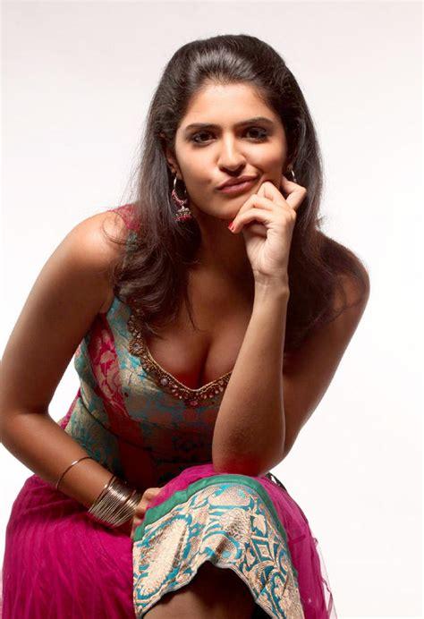 latest  masala deeksha seth hot cleavage show